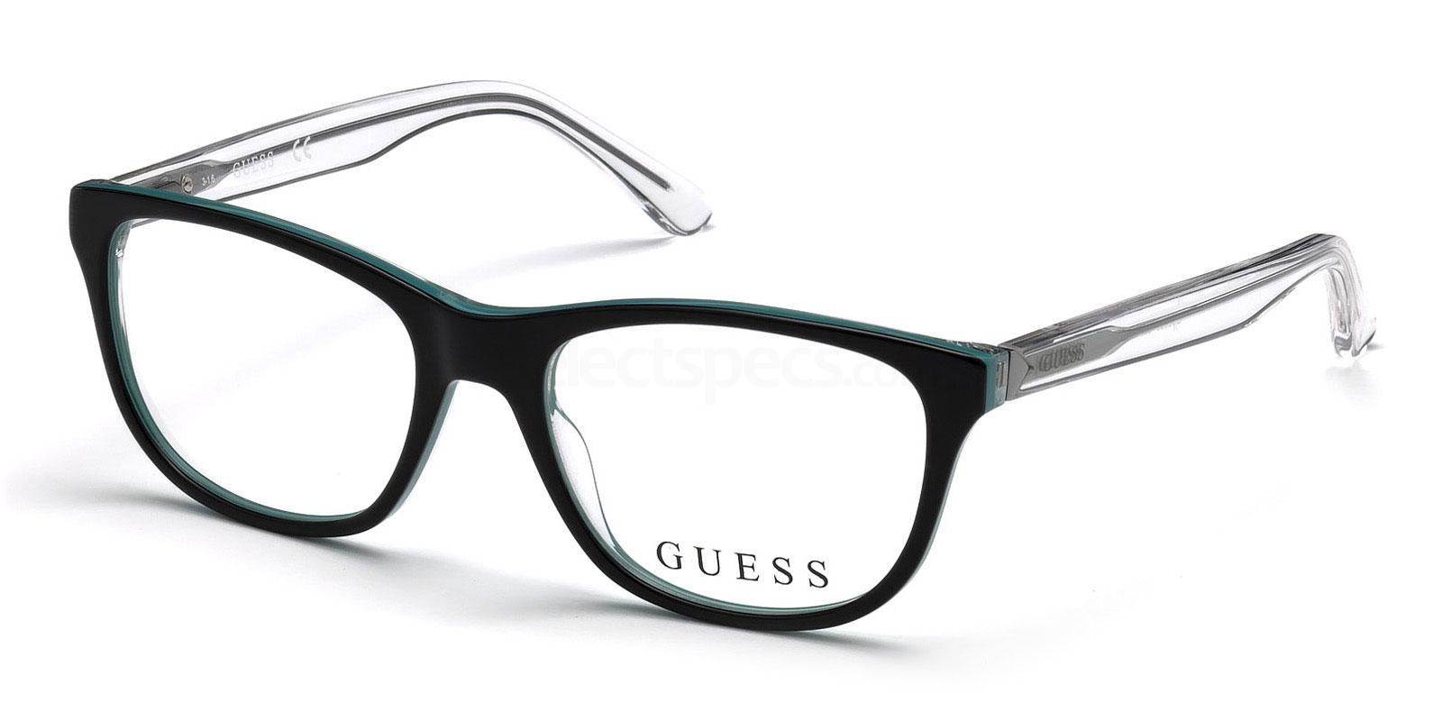 005 GU2585 Glasses, Guess