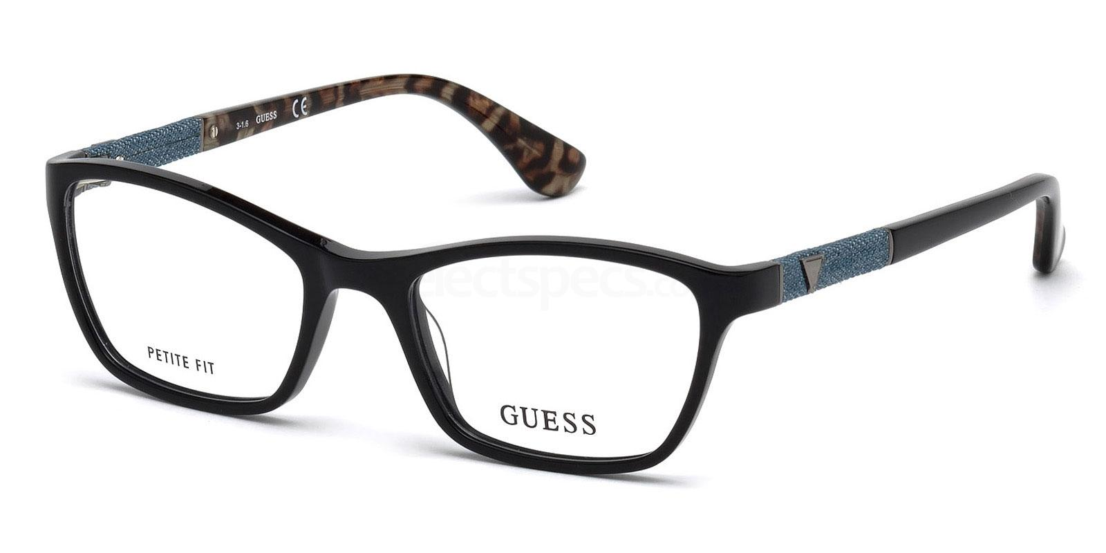 001 GU2594 Glasses, Guess