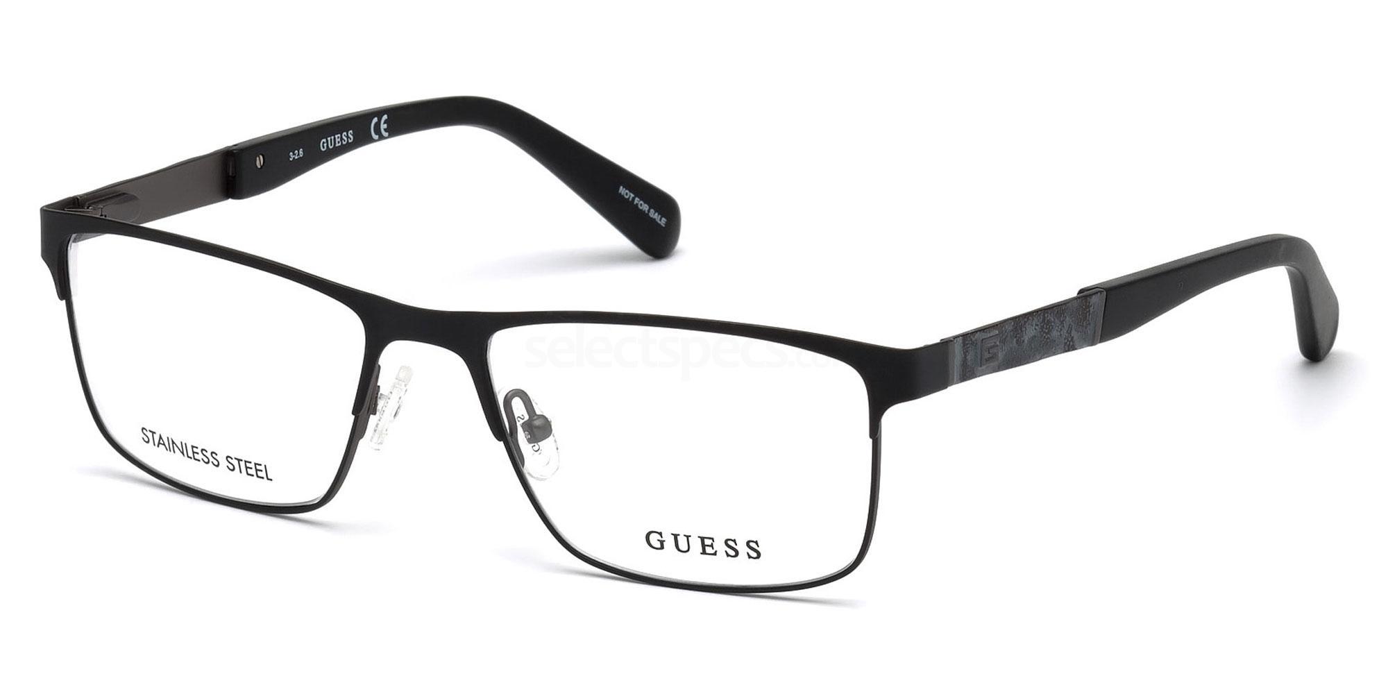 002 GU1928 Glasses, Guess