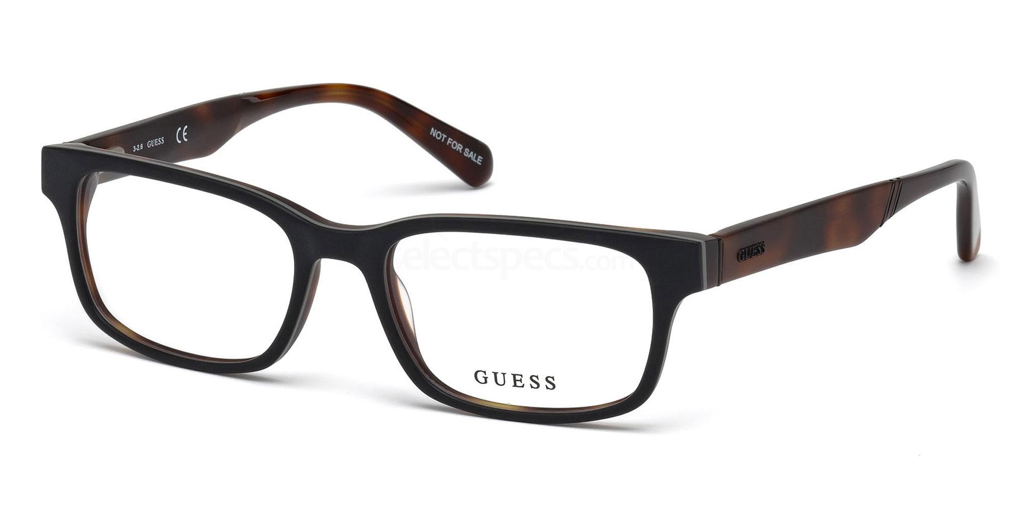 002 GU1934 Glasses, Guess