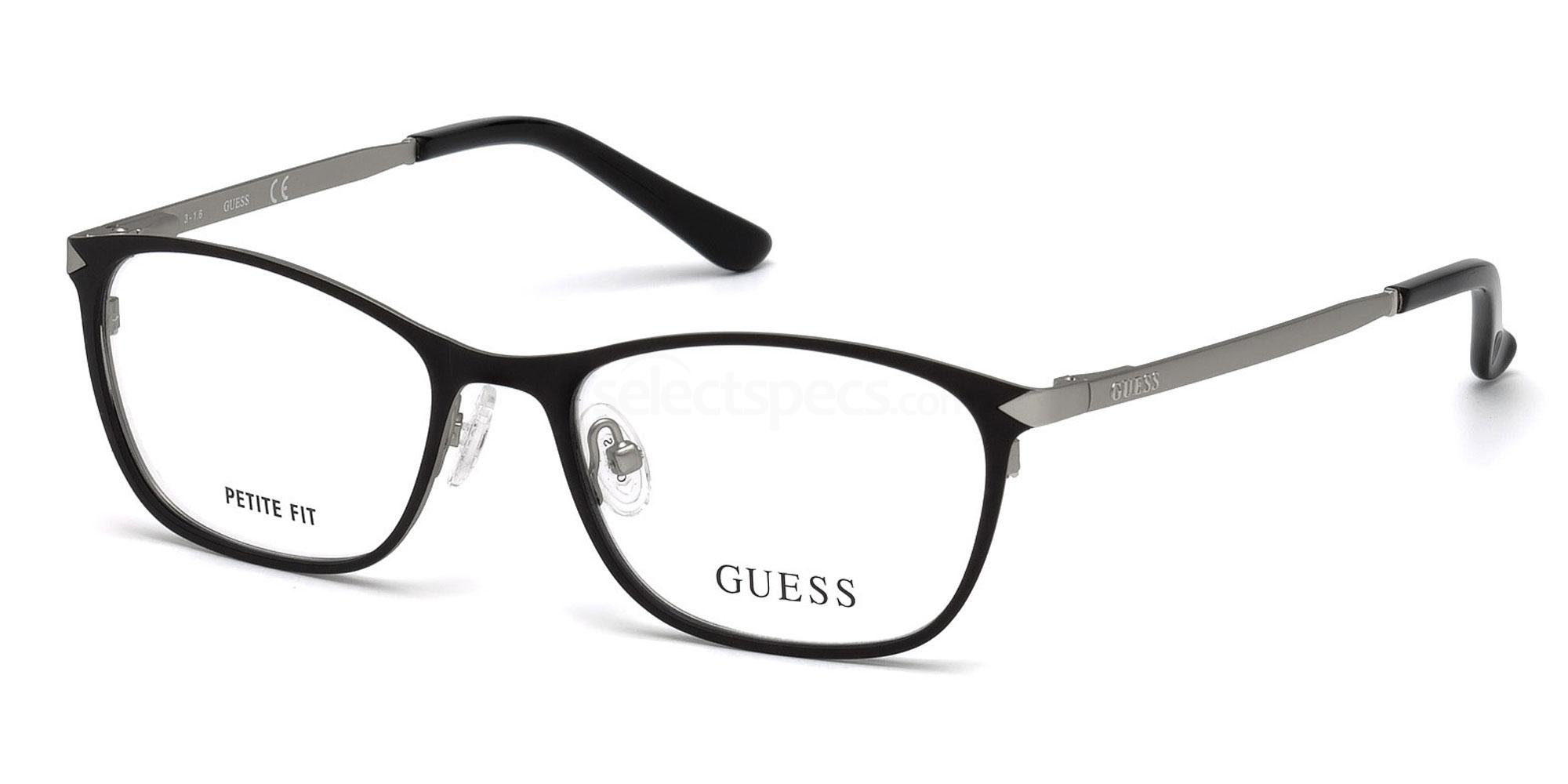 002 GU2587 Glasses, Guess