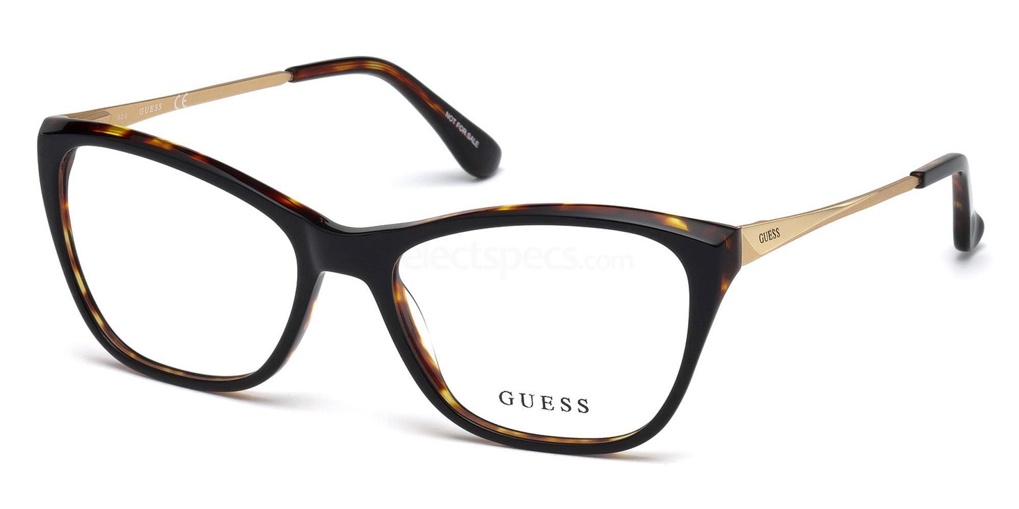 001 GU2604 Glasses, Guess