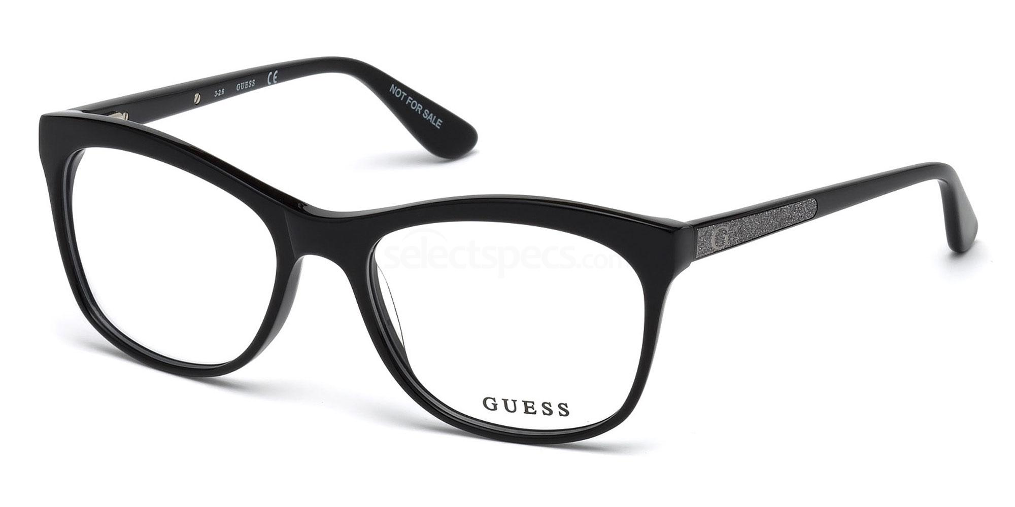 001 GU2619 Glasses, Guess