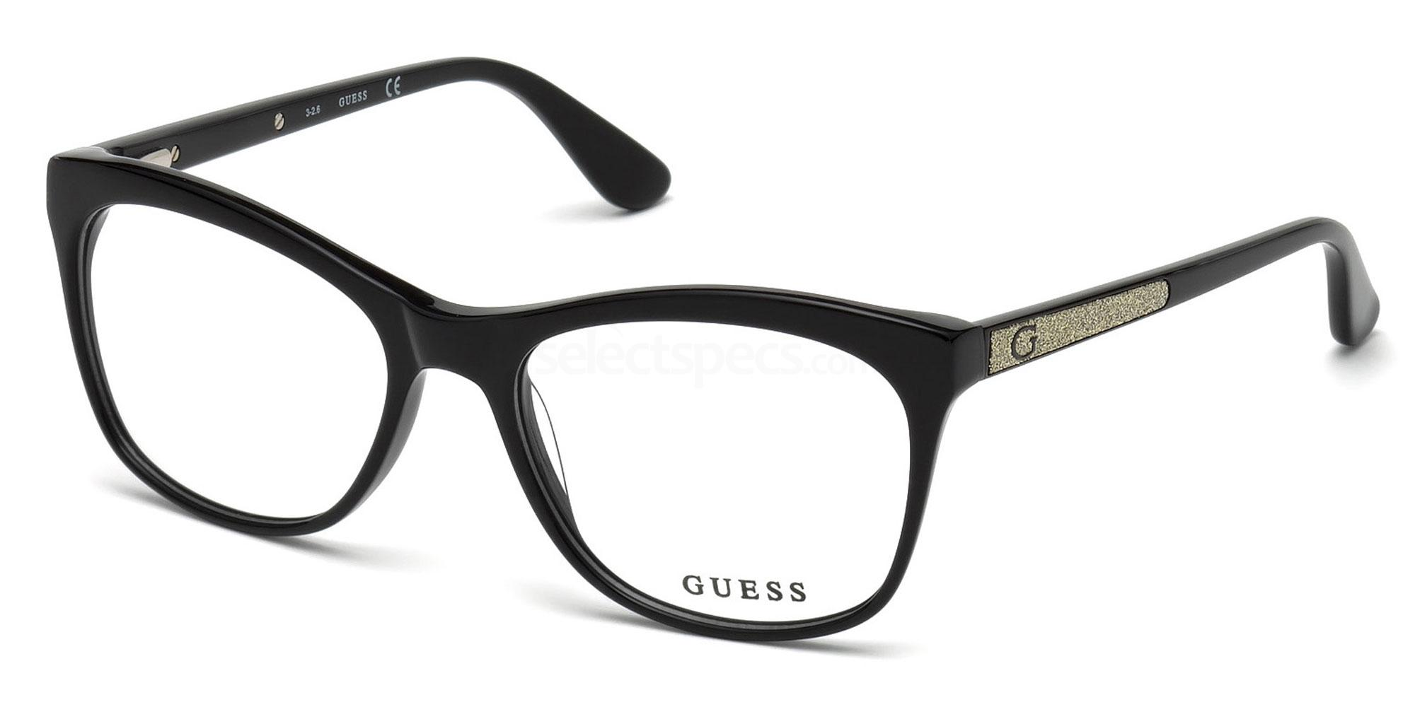 005 GU2619 Glasses, Guess