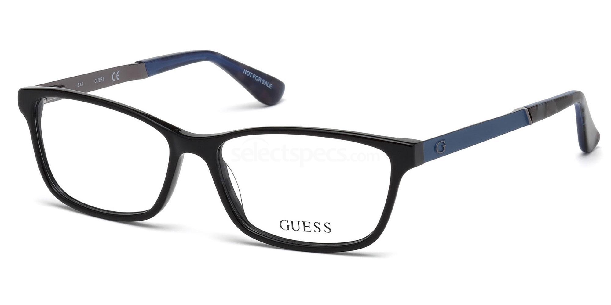 001 GU2628 Glasses, Guess