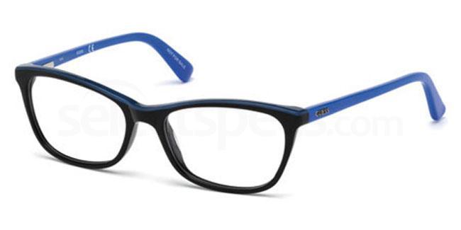 001 GU2602 Glasses, Guess