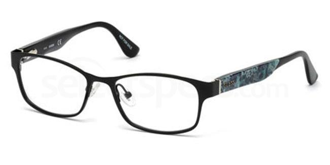 002 GU2608 Glasses, Guess