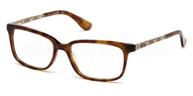 053 GU2612 Glasses, Guess