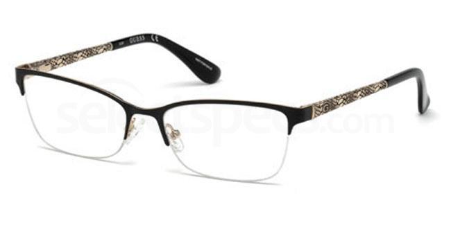 002 GU2613 Glasses, Guess