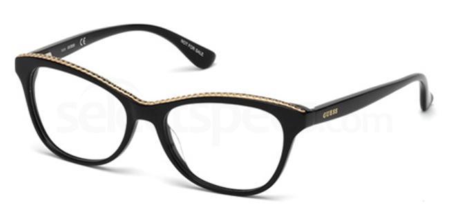 005 GU2624 Glasses, Guess