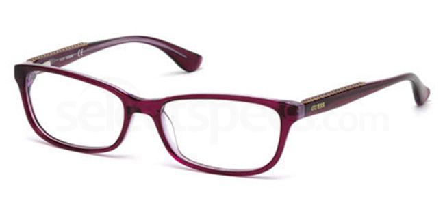 074 GU2625 Glasses, Guess