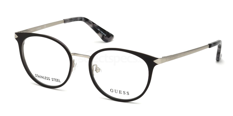 005 GU2639 Glasses, Guess