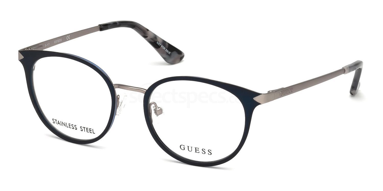 092 GU2639 Glasses, Guess
