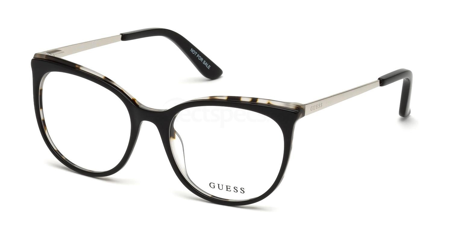 001 GU2640 Glasses, Guess