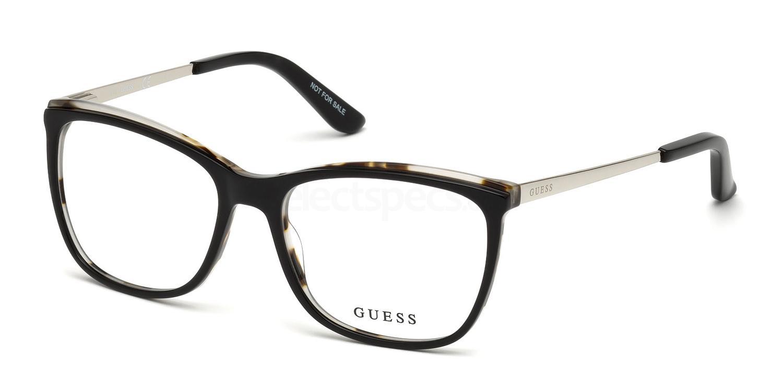 001 GU2641 Glasses, Guess