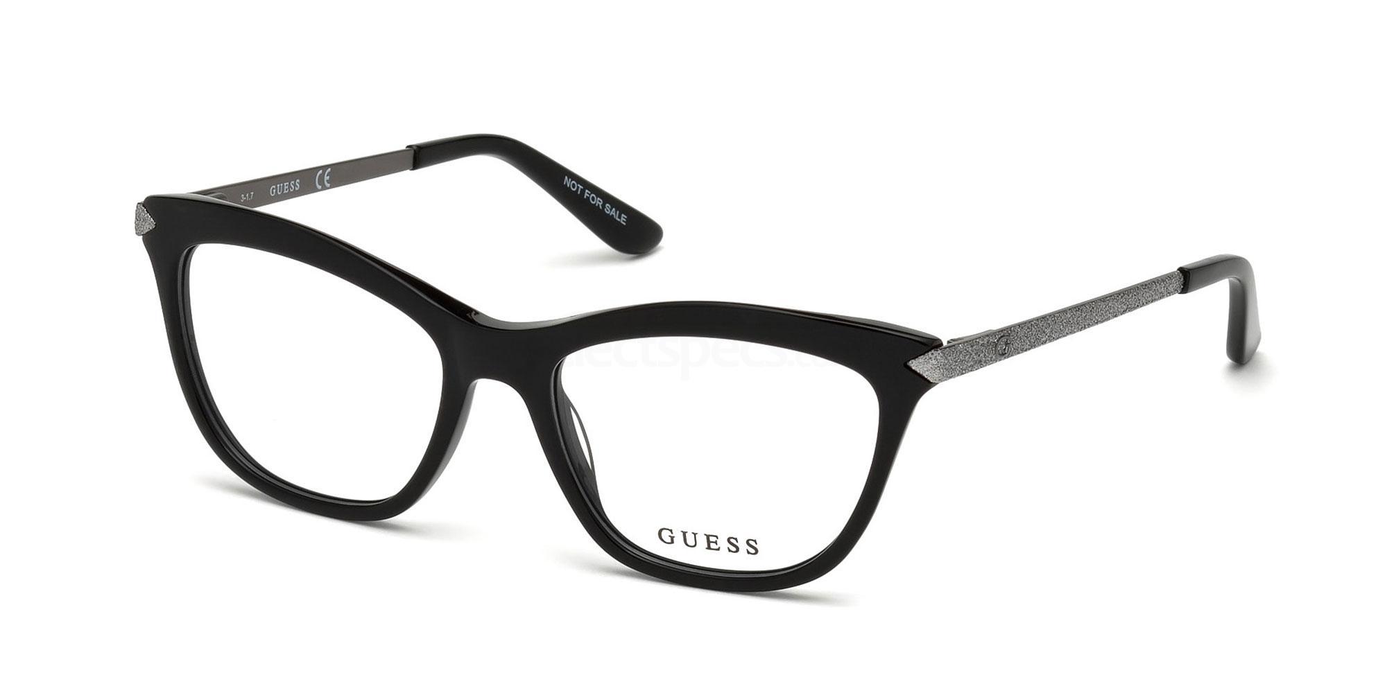 005 GU2655 Glasses, Guess