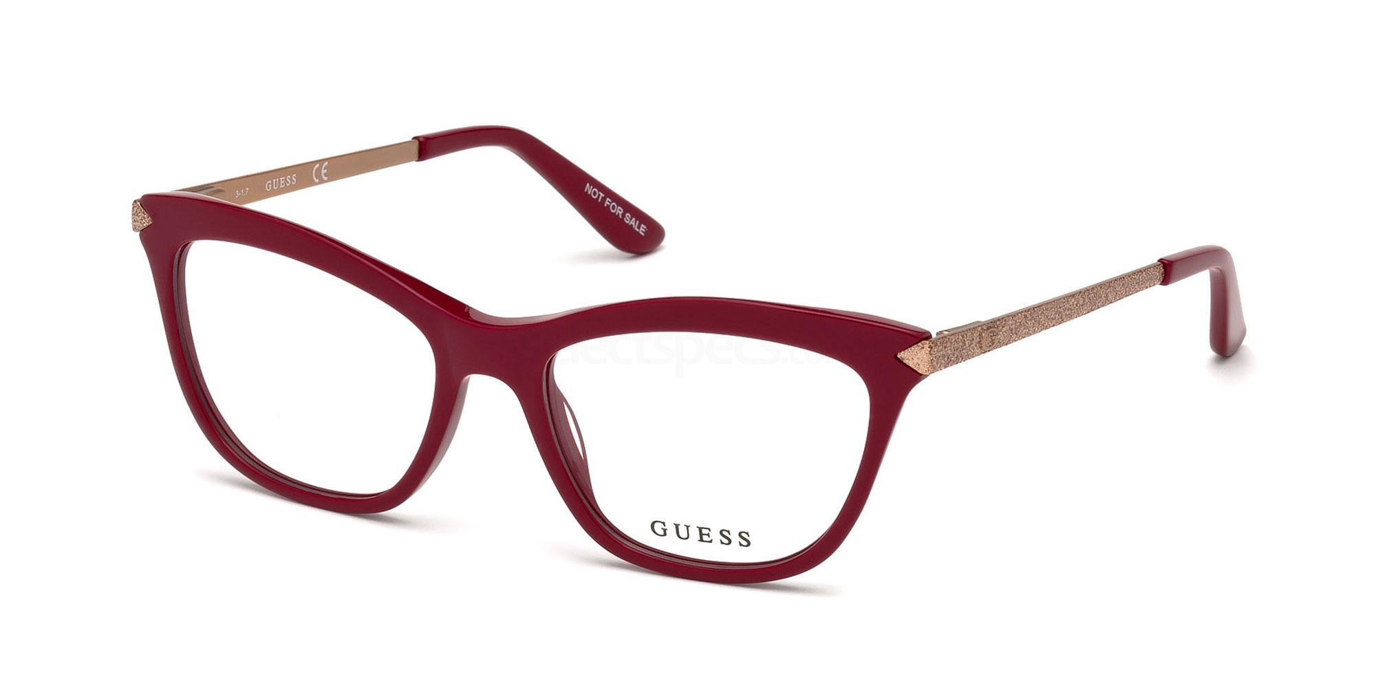 072 GU2655 Glasses, Guess