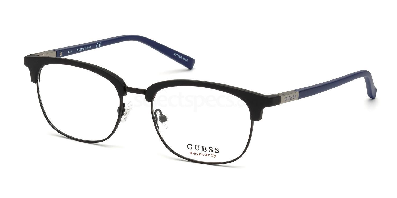 002 GU3024 Glasses, Guess