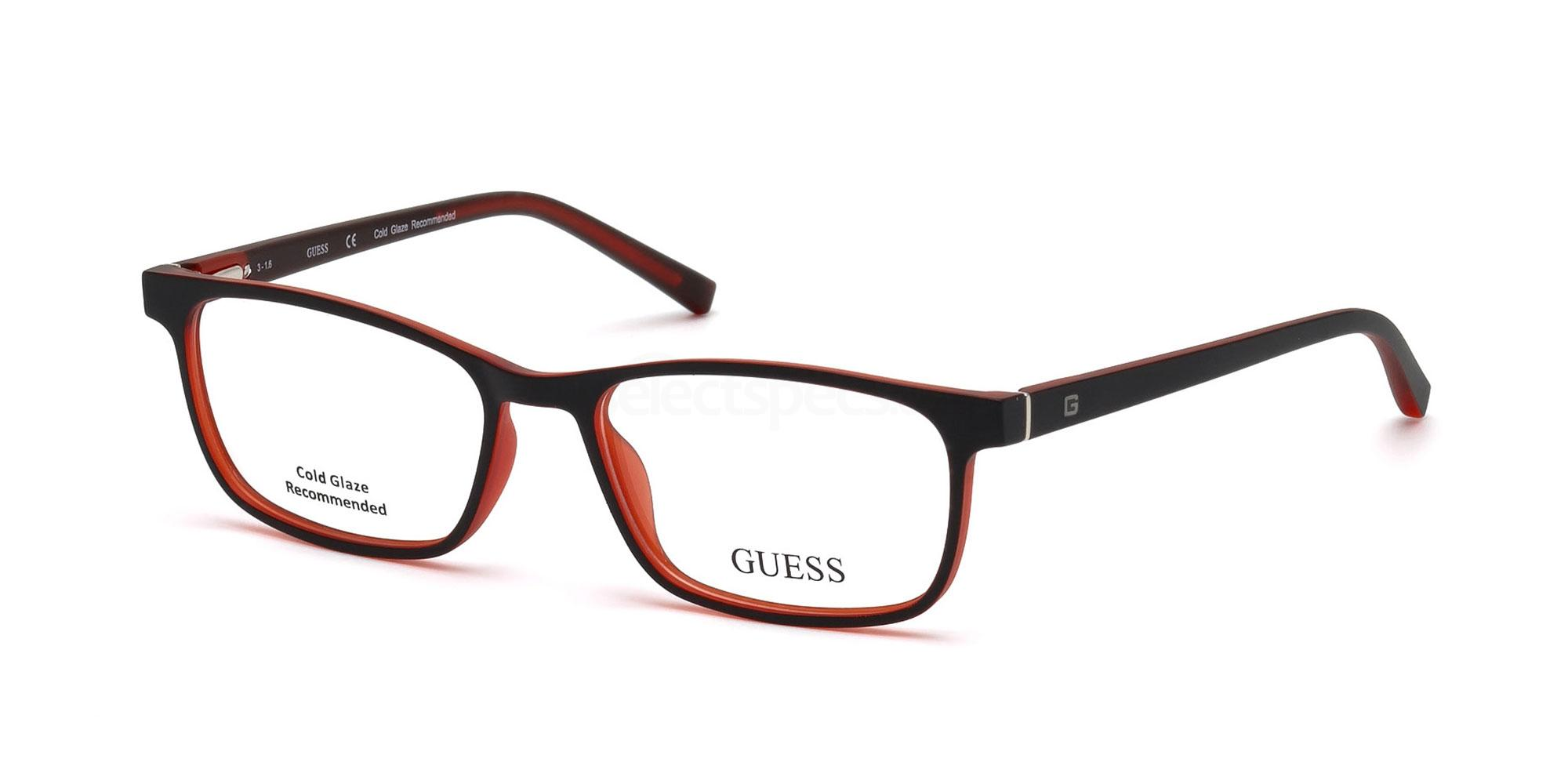 002 GU3003 Glasses, Guess