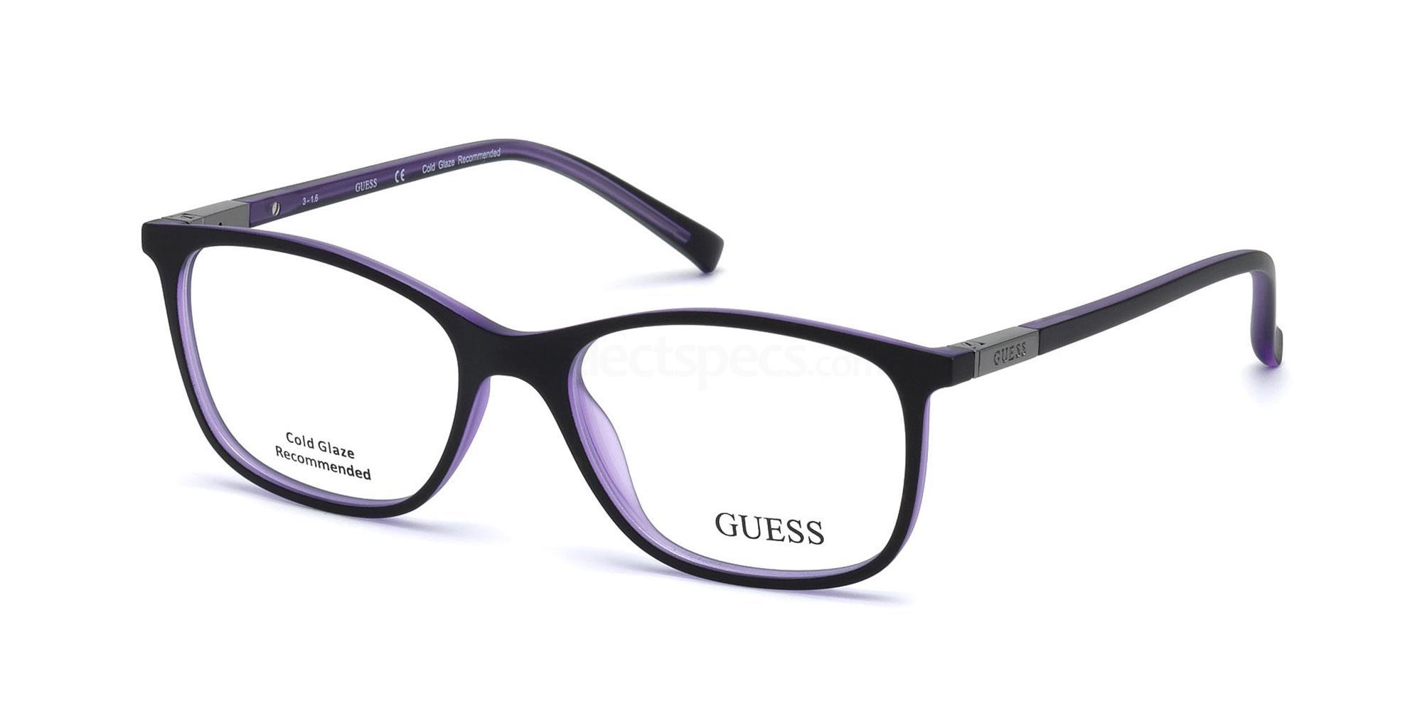 002 GU3004 Glasses, Guess