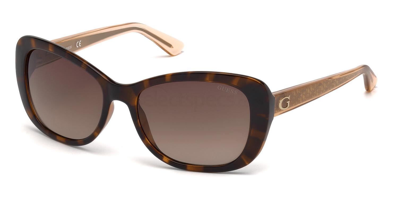 52F GU7475 Sunglasses, Guess
