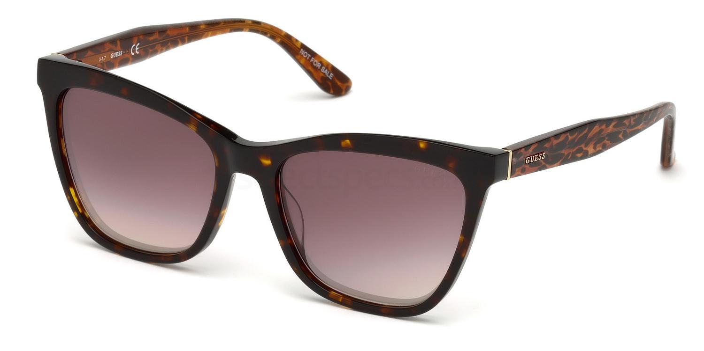 52G GU7520 Sunglasses, Guess