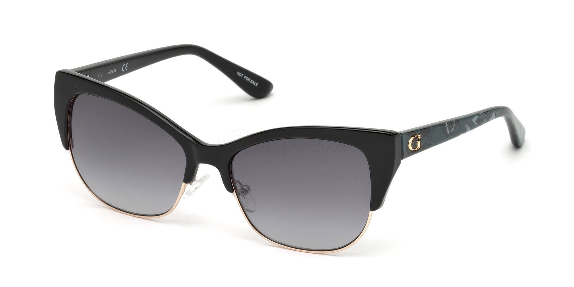 05B GU7523 Sunglasses, Guess