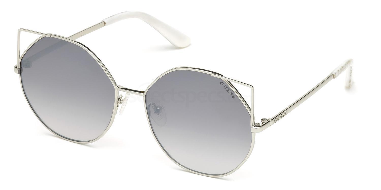 10C GU7527 Sunglasses, Guess