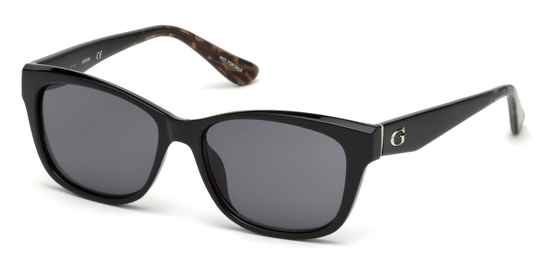 01A GU7538 Sunglasses, Guess
