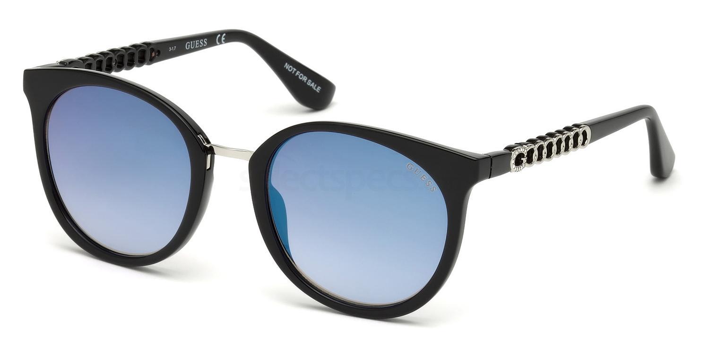 01X GU7544-S Sunglasses, Guess