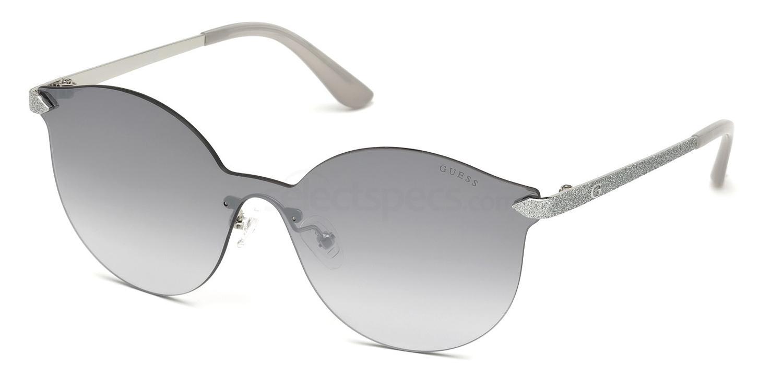 10C GU7547 Sunglasses, Guess