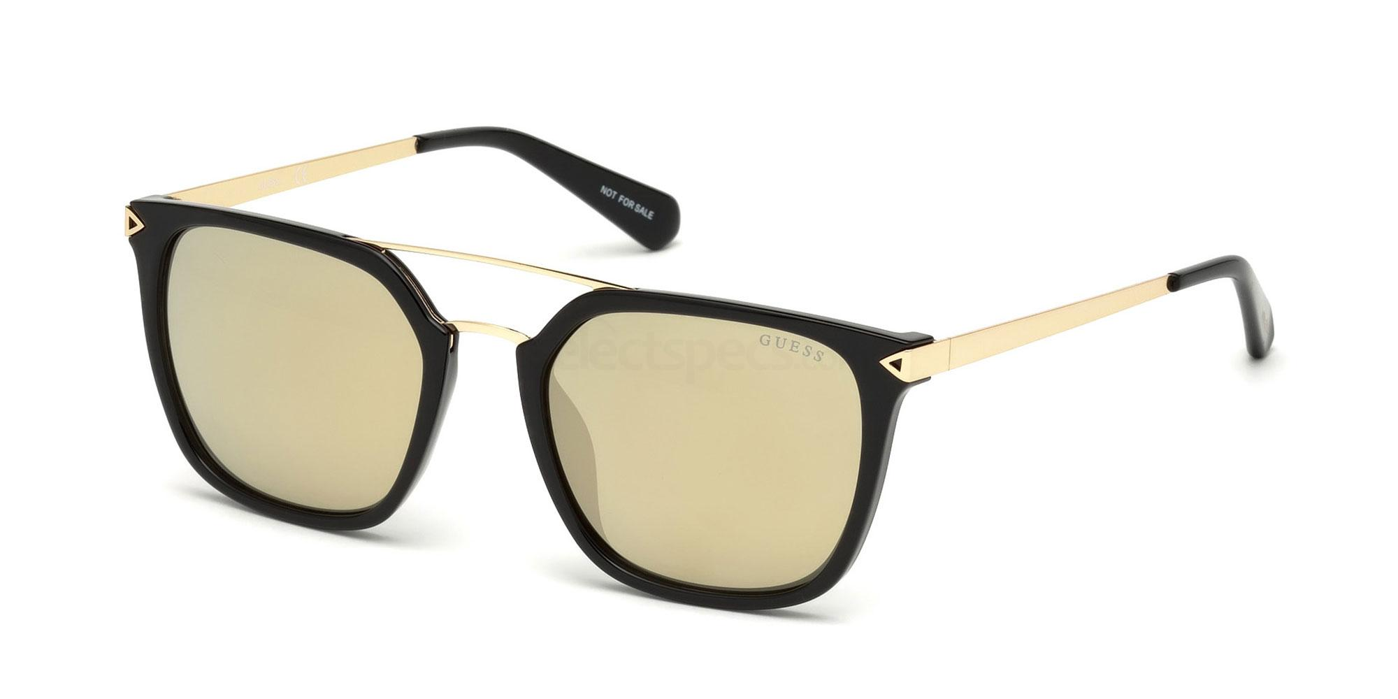 01G GU6922 Sunglasses, Guess