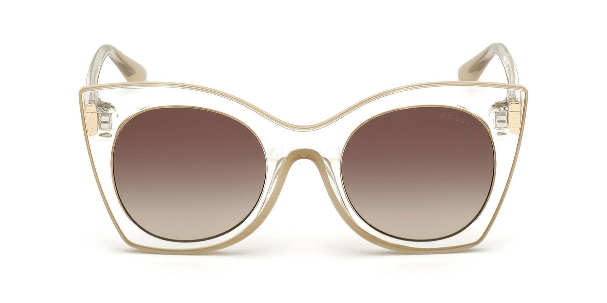 27F GU7525 Sunglasses, Guess