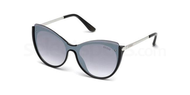 01C GU7569 Sunglasses, Guess