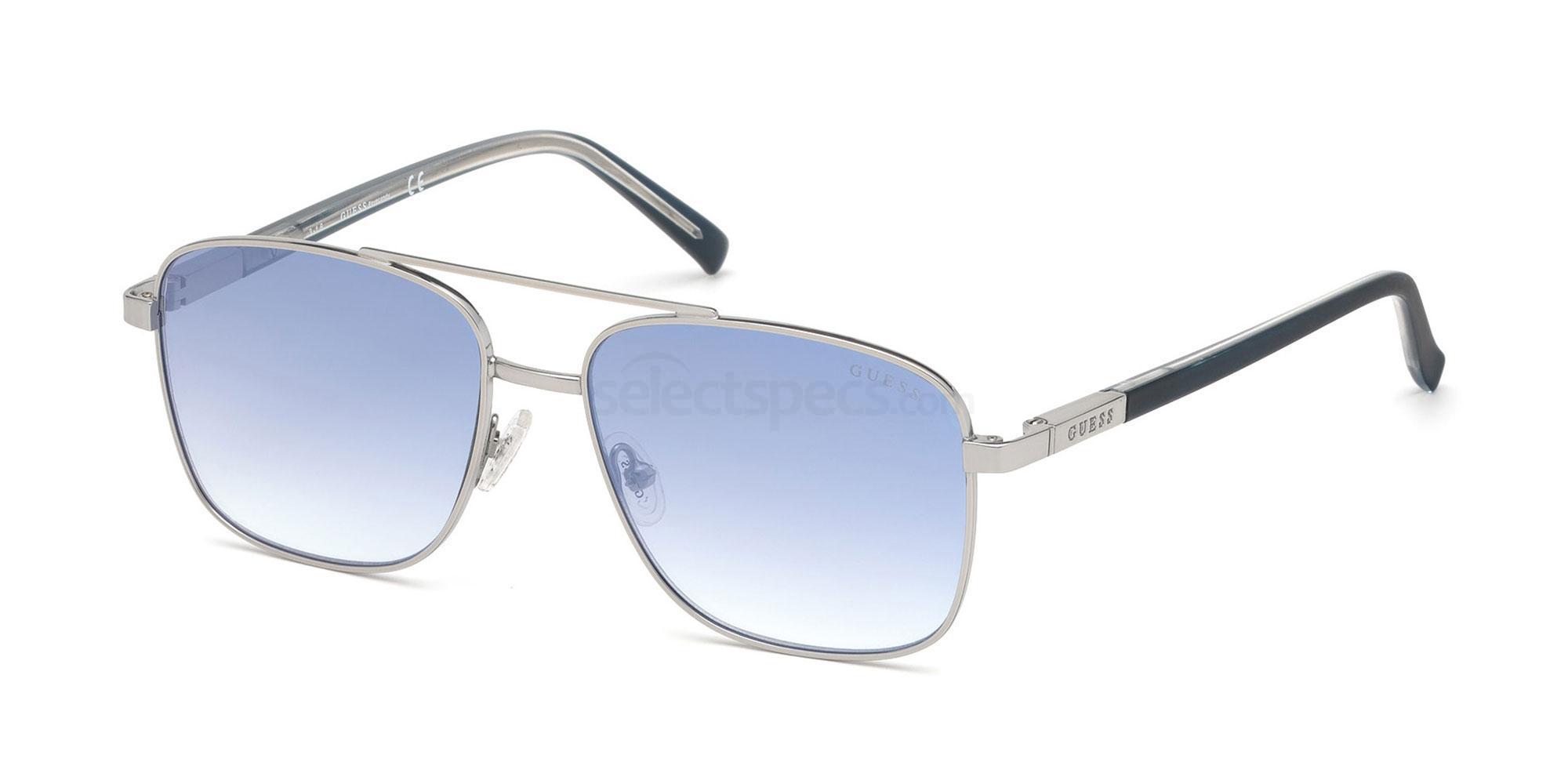 10W GU3040 Sunglasses, Guess