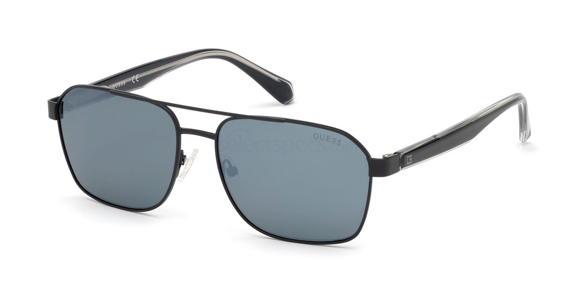 02C GU6936 Sunglasses, Guess