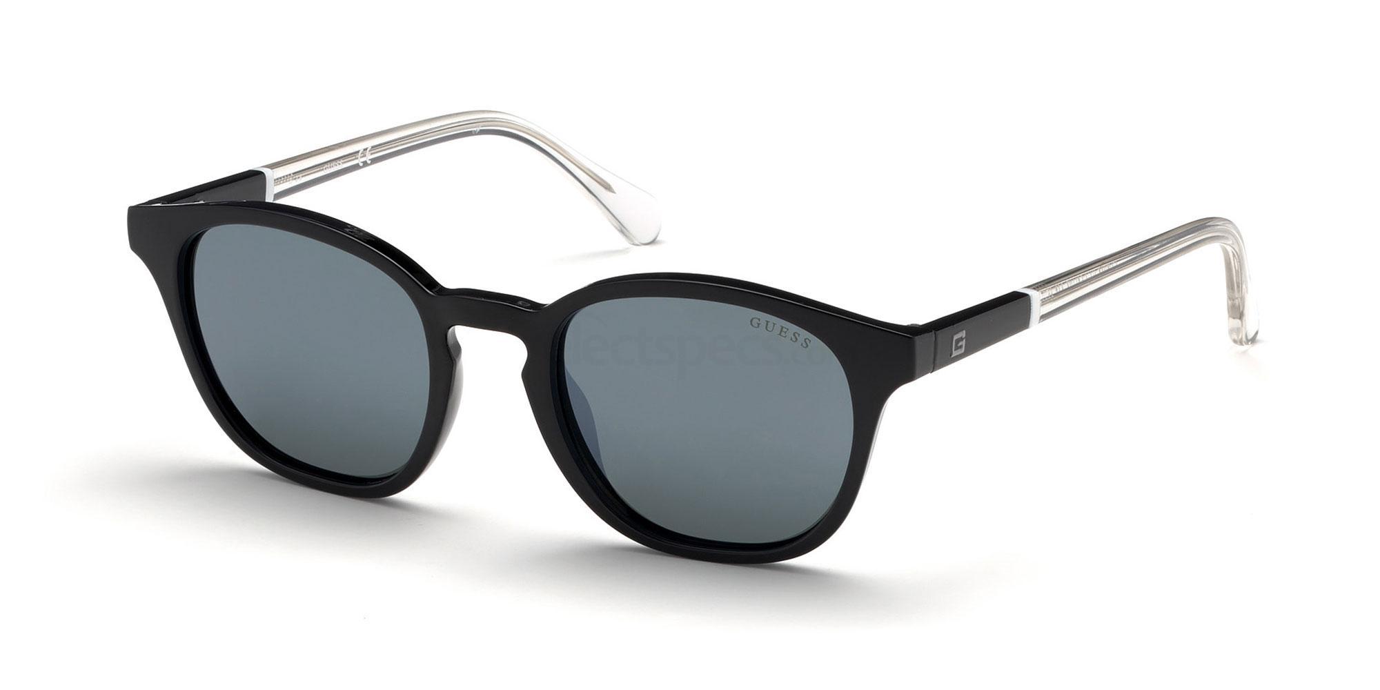 01Q GU6945 Sunglasses, Guess