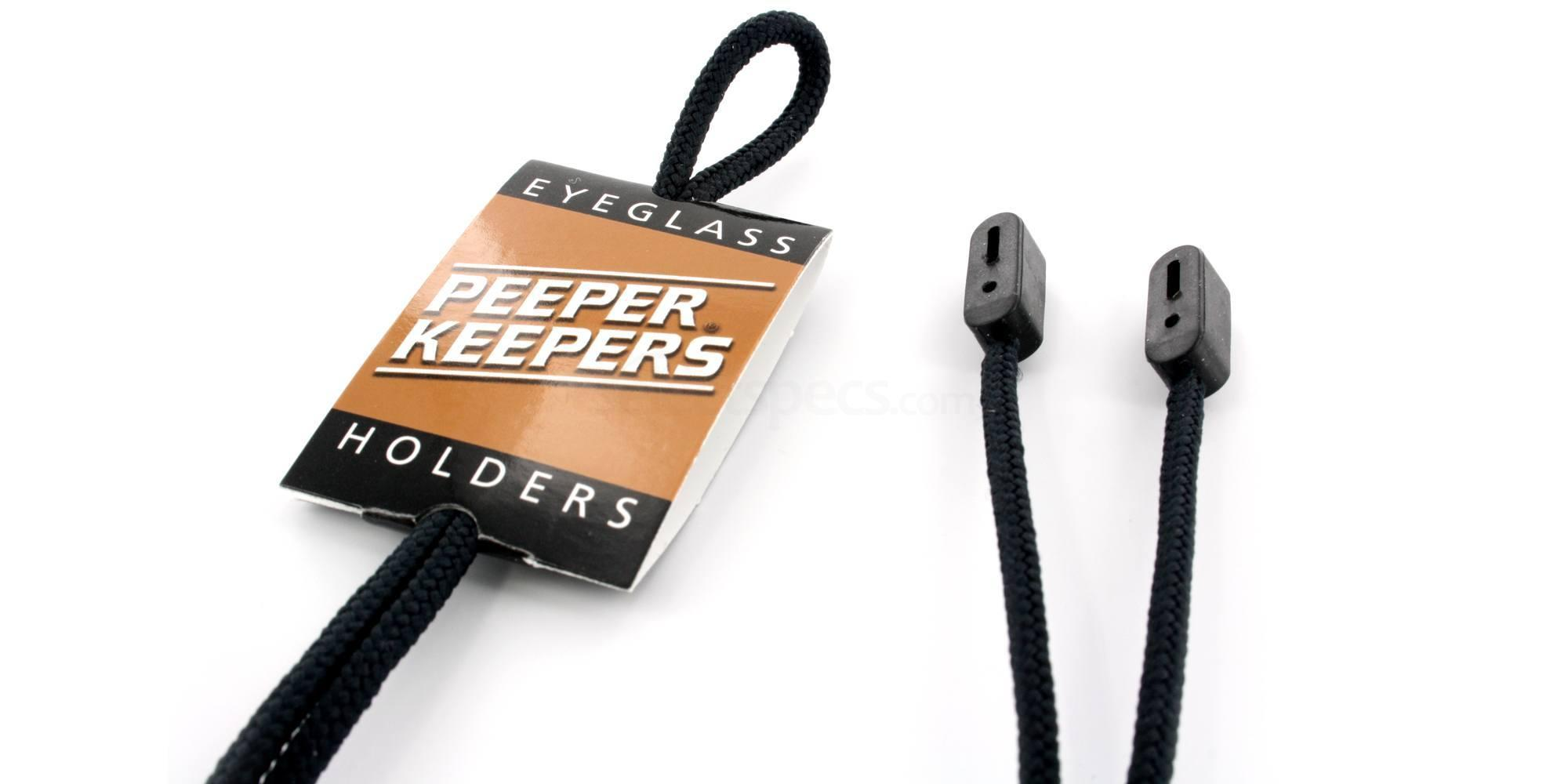 SCBK Supercord Black Lanyard Accessories, Optical accessories