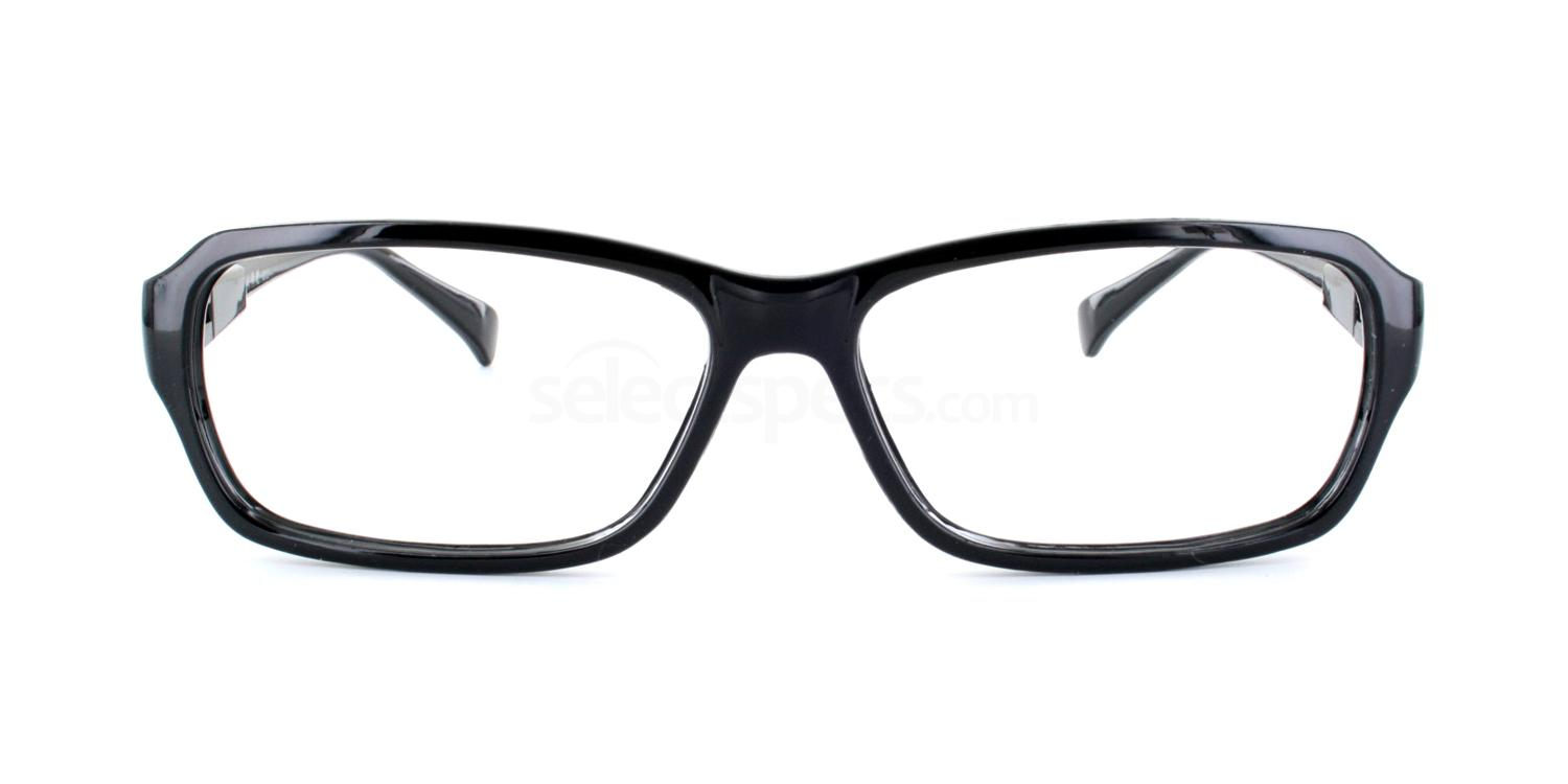 100 810 Reading Glasses - Black Accessories, Optical accessories