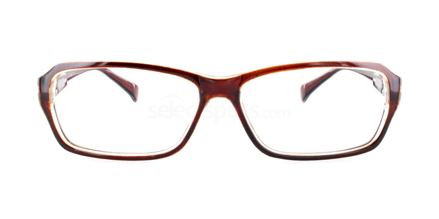 100 810 Reading Glasses - Brown Accessories, Optical accessories