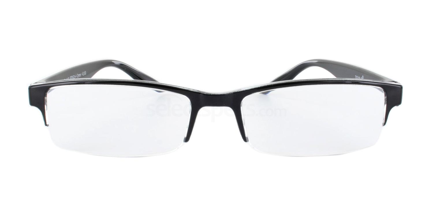 100 703 Reading Glasses - 1 Black Accessories, Optical accessories