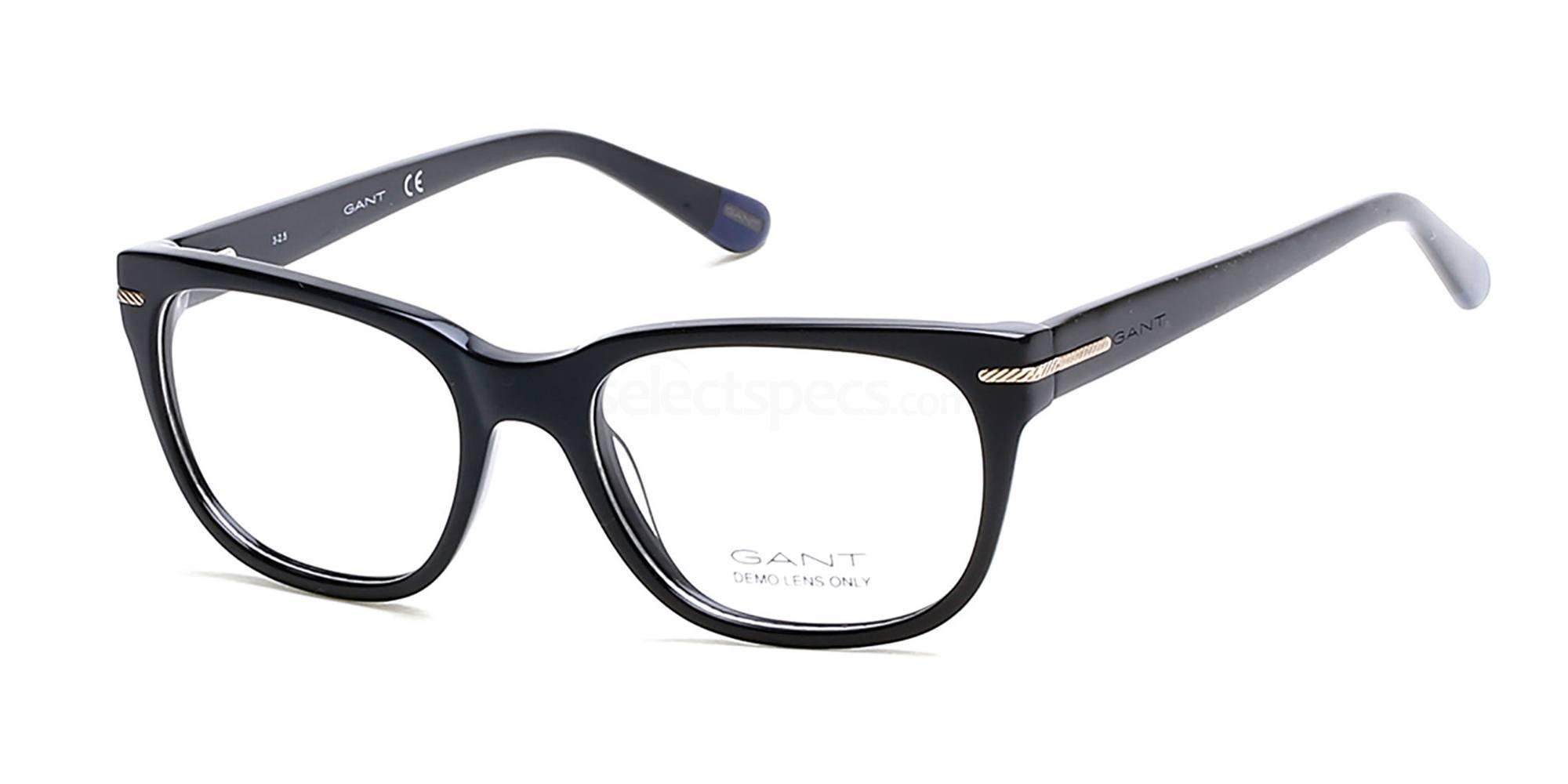 001 GA4058 Glasses, Gant