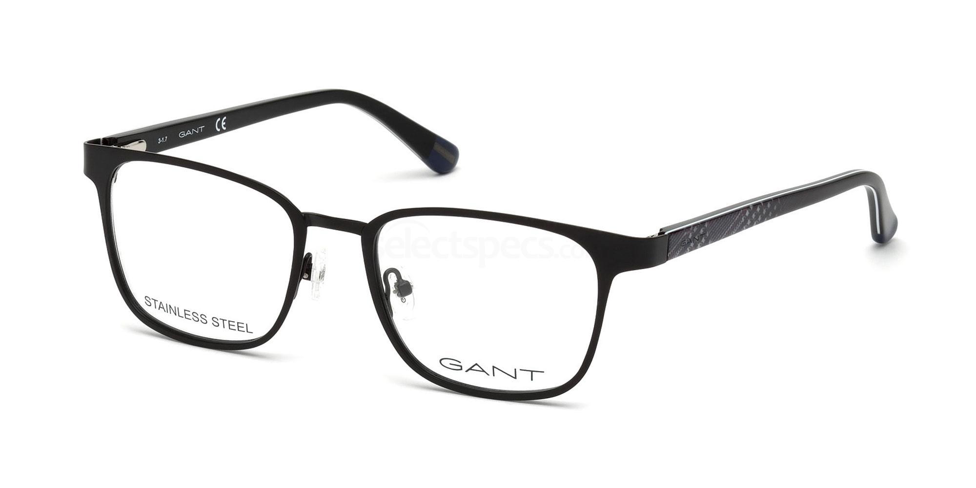 002 GA3163 Glasses, Gant