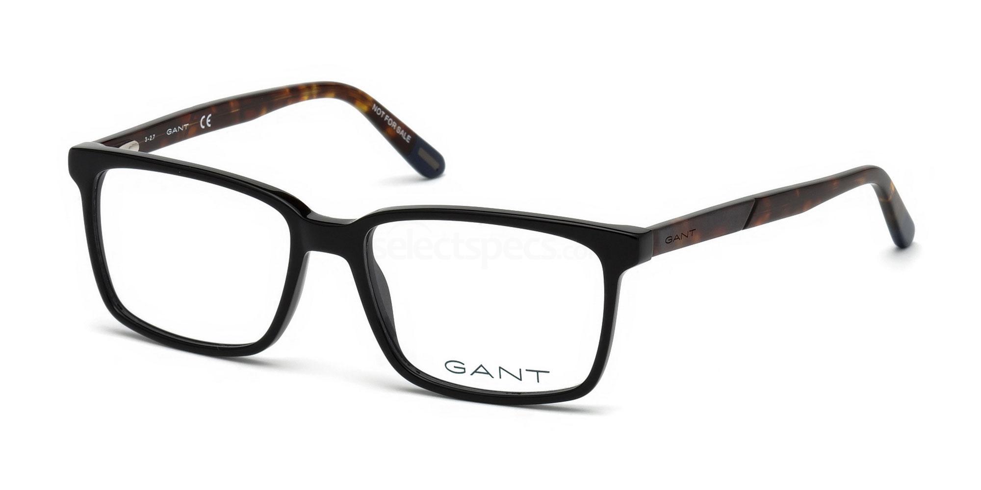 001 GA3165 Glasses, Gant