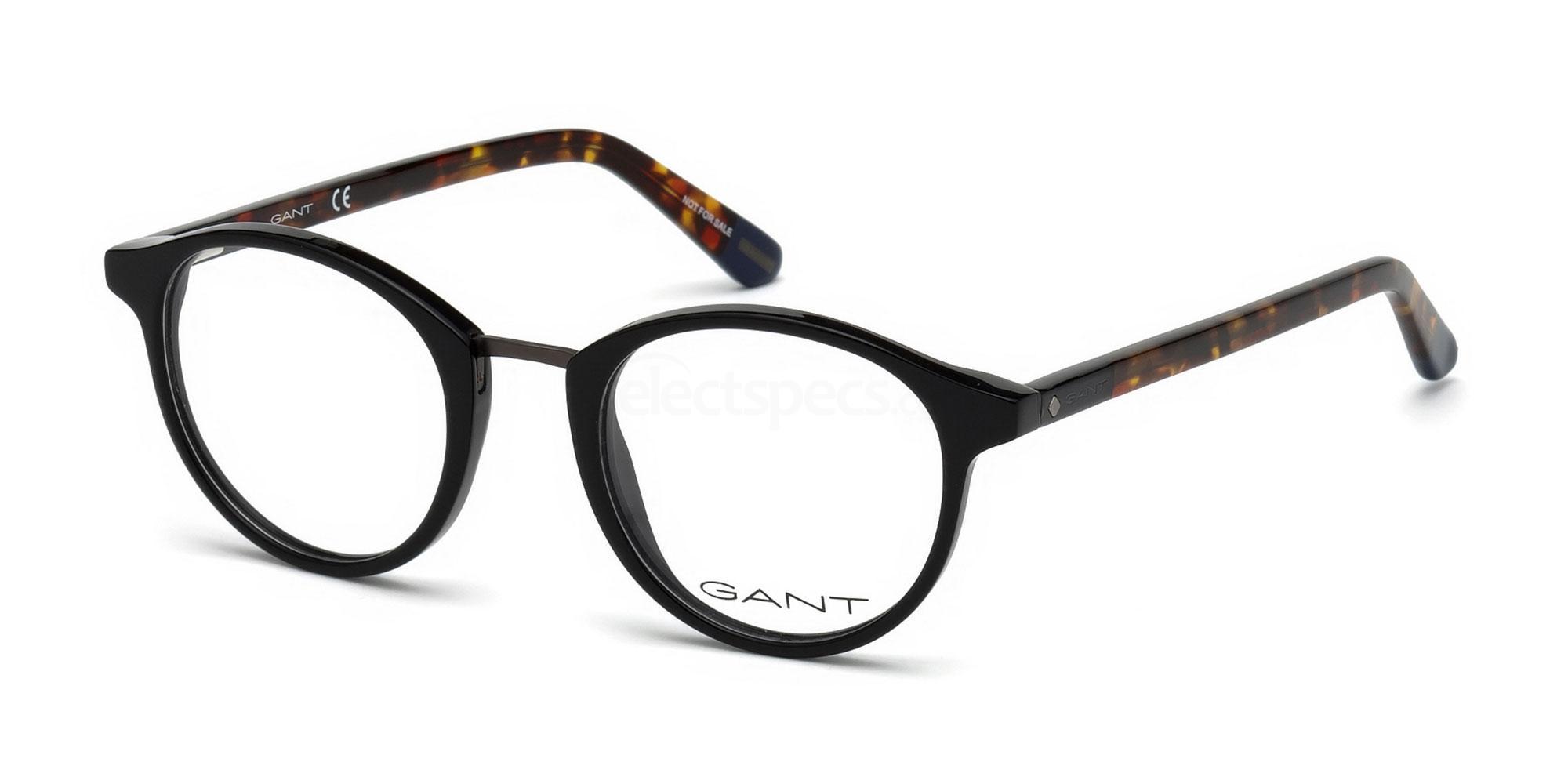 001 GA3168 Glasses, Gant