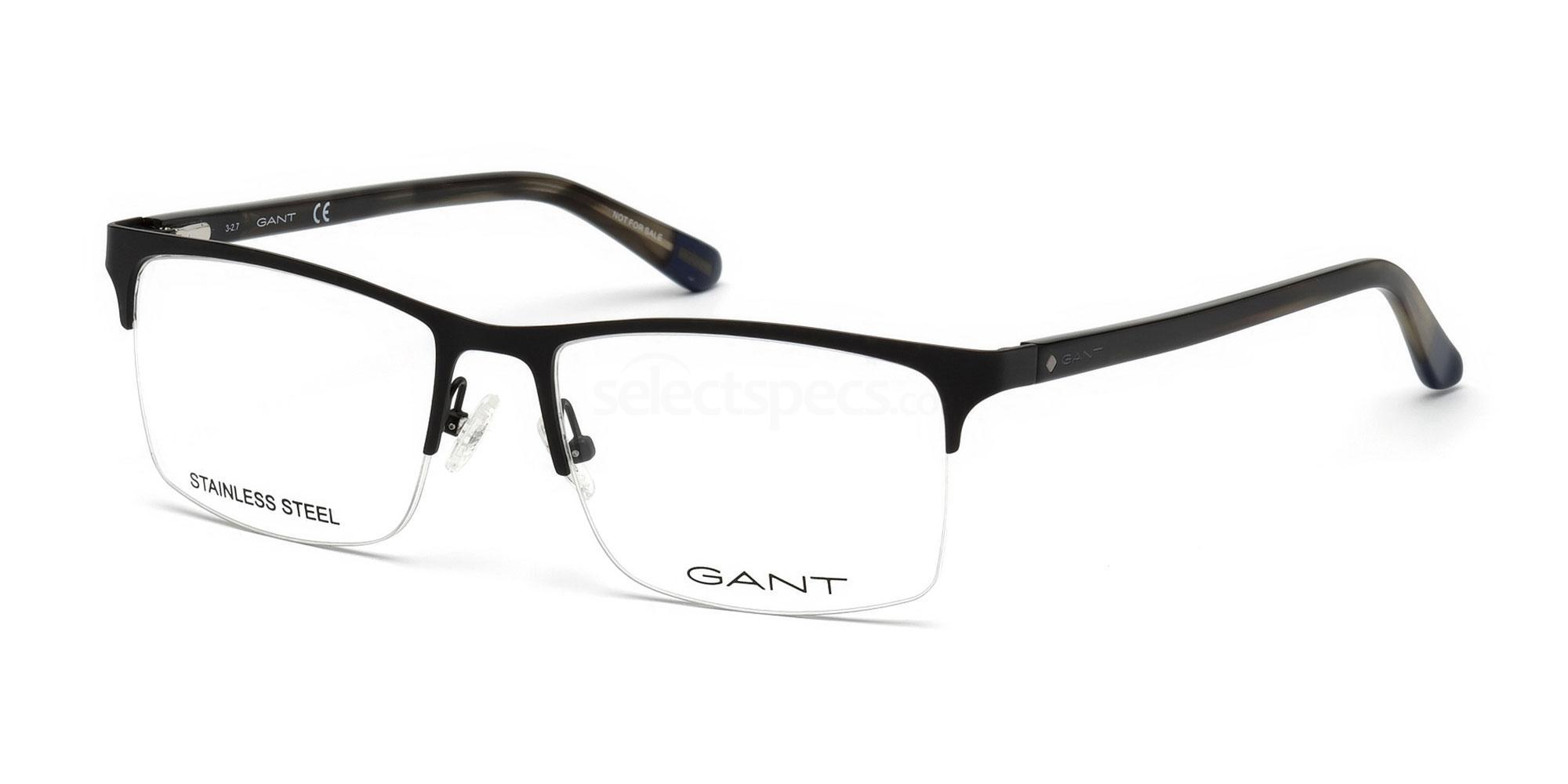 002 GA3169 Glasses, Gant