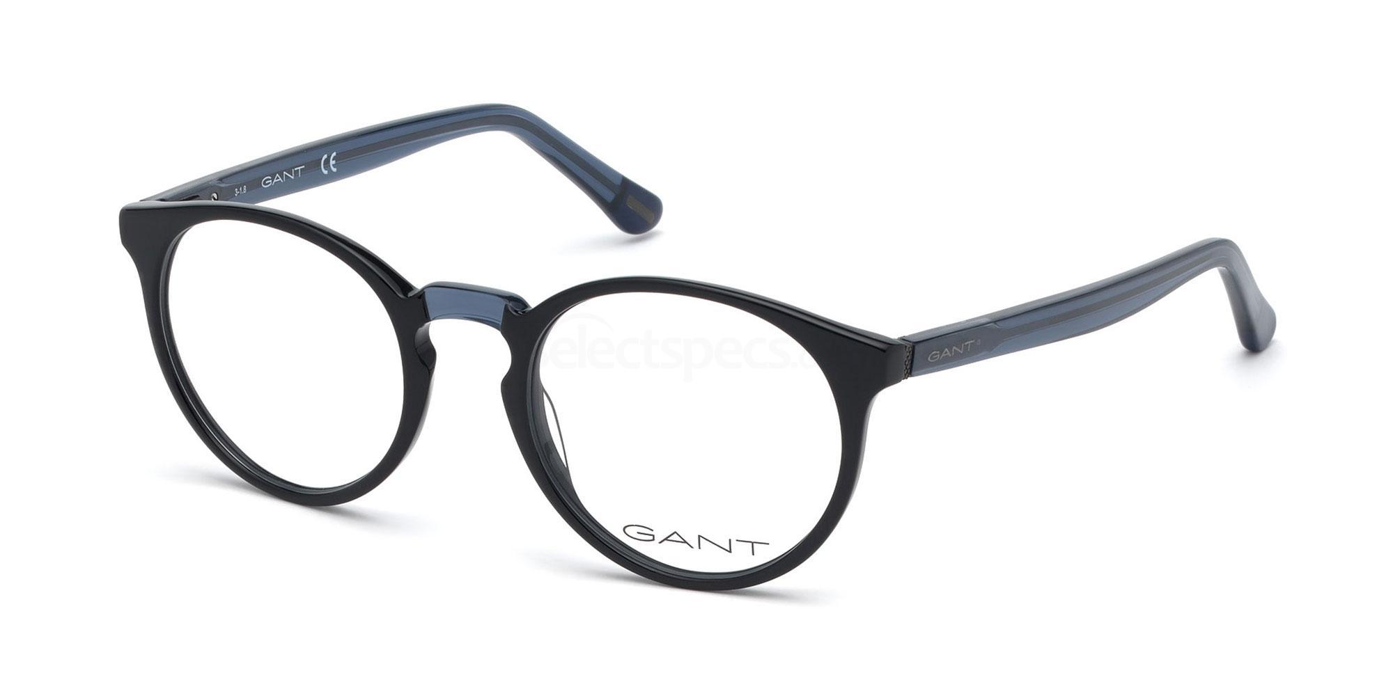 001 GA3184 Glasses, Gant