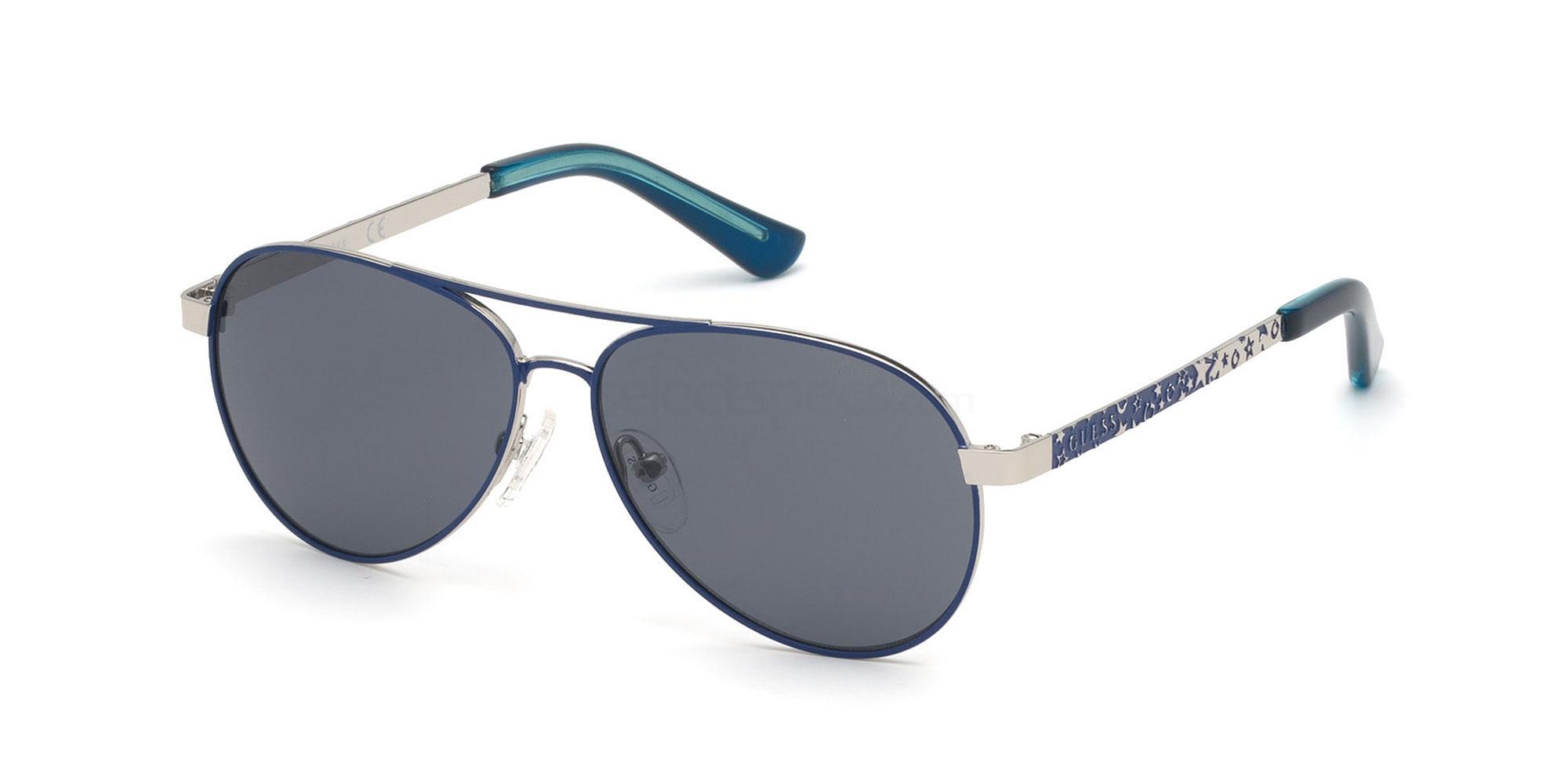 92C GU9187 Sunglasses, GUESS Kids