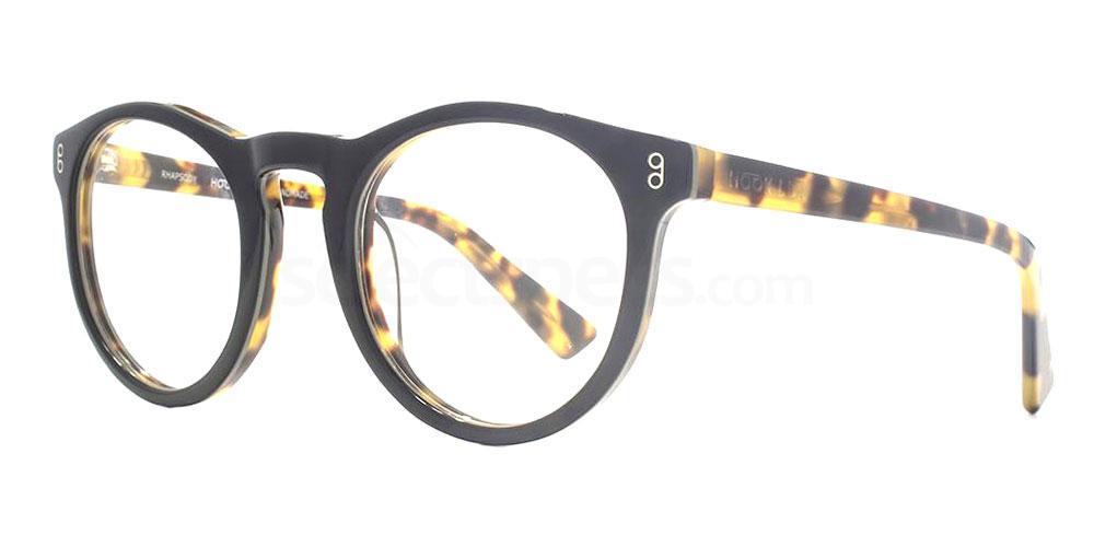 Black Forum Glasses, Hook LDN