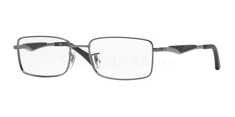 2502 RX6284 Glasses, Ray-Ban